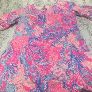 Never worn Lilly Pulitzer dress